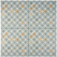 "Found it at Wayfair - Illica 7.75"" x 7.75"" Ceramic Field Tile in Full"