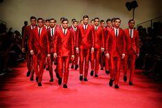 Tendências na mode: dolce-and-gabbana--summer-2015-men-fashion-show-runway-76