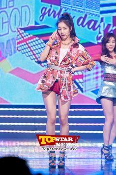 걸스데이(Girls Day), '깜찍깜찍한 무대에 oh my god!' …MBC MUSIC 쇼 챔피언 생방송 현장 [K-POP PHOTO]