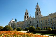 Palácio Nacional de Mafra (Mafra) - Distrito de Lisboa | Guia da Cidade | Região de Lisboa