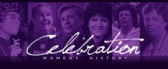 Women's History Month Facebook cover
