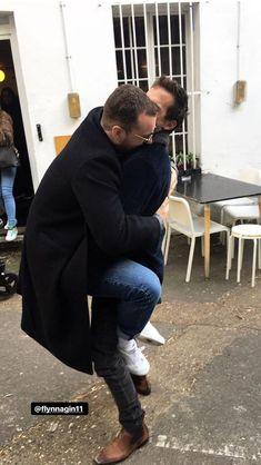 Sam Smith with boyfriend Brandon Flynn- London - Feb 2018