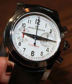 Girard-Perregaux Foudroyante Rattrapante Watch