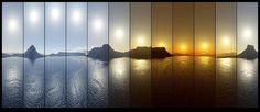 Brilliant time lapse photography