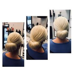 Ma reggeli konty 😁 nektek is tetszik annyira mint nekünk? Hair Bun Maker, Bun Hairstyles, Hairdresser, Mint, Hair Styles, Fashion, Hair Plait Styles, Moda, Fashion Styles