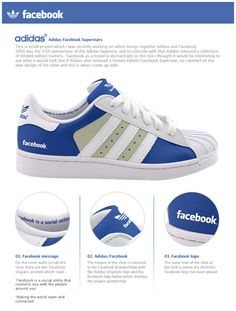 Adidas launch a new Facebook shoe...  Be a Social Pro with http://boostsocialmedia.net/