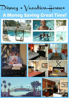 Staying in an All Star Vacation Home when going to Disney is the best way to go!  Disney Vacation Home - vacationmaybe.com