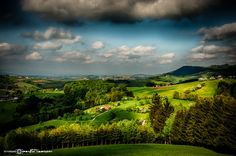 The best description 'wide view'. Nature can be so dramatically and impressive at once as this view. Hope you like the deep view into the country beside the nice sky.