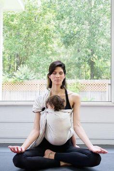 Votre enfant, le meilleur partenaire de yoga - Femina