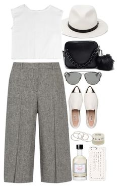 """""""Untitled #8675"""" by nikka-phillips ❤ liked on Polyvore featuring rag & bone, Christian Dior, Theory, Marc by Marc Jacobs, Miu Miu, Fresh, Topshop and Vanessa Mooney"""