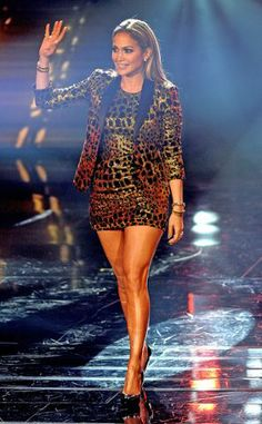 Jennifer López: American Idol Fashion