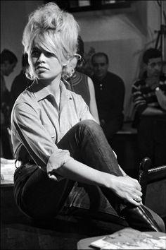 Great Bardot hair