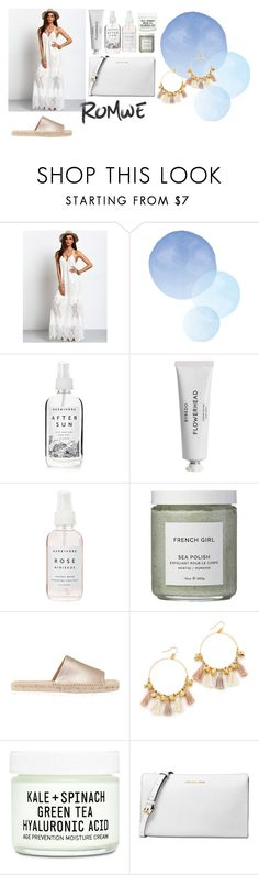 """Contest (Romwe)! - Win 30$ coupon!"" by ivana-andrejic ❤ liked on Polyvore featuring Herbivore, Byredo, French Girl, Mint Velvet, Chan Luu, Youth To The People and Michael Kors"