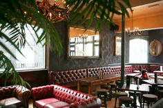 Stylish pub incorporating traditional features with great contemporary design. NB- Some of the wall colours have changed since photos were t...