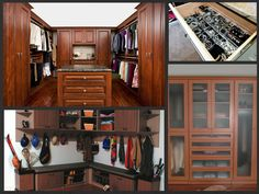 Summer Organization Inspiration: 14 Gorgeous Closets & Organizers