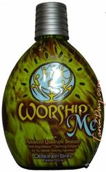 Worship Me from Designer Skin. This was a pretty good lotion.