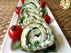 Rotolo di frittata alle zucchine Sangria Party, Buffet, Antipasto, Gnocchi, Cooking Time, Avocado Toast, Sushi, The Cure, Picnic