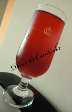 DICAS DA CANDINHA: Drinque: Kir