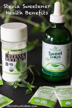 Are you aware of the stevia benefits beyond sweetening foods? This healthy natural sweetener may reduce your health risk for some common ailments.