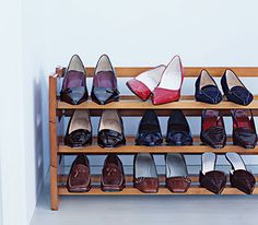 get rid of 1 pair of shoes that hurt @ http://www.realsimple.com/work-life/life-strategies/inspiration-motivation/new-year-resolutions-00000000050429/index.html?viewdate=20110118