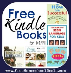 Free Kindle Books: Life Forms In The Sea,  The ABCs of Sign Language for Kids, Lively Gluten Free Recipe Book + More! *Lots of books for kids on 1/4/12 - get the ones you want before the prices change!!*