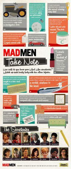 Celebrate Secretary Day, a.k.a. Administrative Professionals' Da, with this Mad Men quiz.