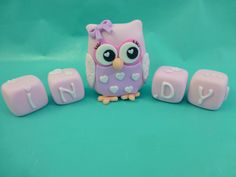 - Owls are one of my favourite things to make!