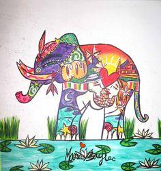 Elefante del Amor
