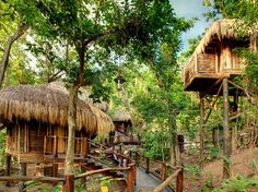 The Rainforest Spa, Jalousie Plantation, St. Lucia.