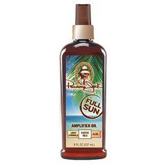 Panama Jack Amplifier Oil, 8.0-Ounce Bottle (Pack of 3) Panama Jack http://www.amazon.com/dp/B001UHOW6A/ref=cm_sw_r_pi_dp_pQ72ub189BE3P