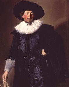 Frans Hals - Portret van kapitein Michiel de Wael