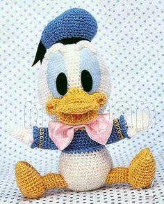 Amigurumi Crochet Dolls – Crochet For Beginners Crochet Gratis, Crochet Doll Pattern, Crochet Patterns Amigurumi, Cute Crochet, Amigurumi Doll, Crochet Dolls, Crochet Disney, Crochet Patron, Stuffed Animal Patterns