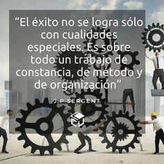 Constancia.  #Frases #LaCuadraU #FrasesLCU