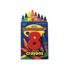 Boxes Of Crayons - OrientalTrading.com