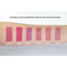 Makeup To Buy, Fitbit Flex, Revolutionaries, Maybelline, Pink, Stuff To Buy, Pink Hair, Roses