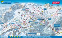 Published in 2010 at Nassfeld – Hermagor Trail Maps, Felder, Skiing, City Photo, Mountains, Travel, Christmas, Ideas, Dance Floors