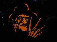 scary halloween pumpkin stencils free - Google Search