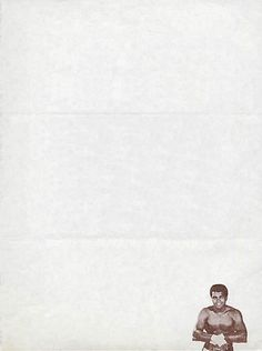 Muhammad Ali, 1975 | Source