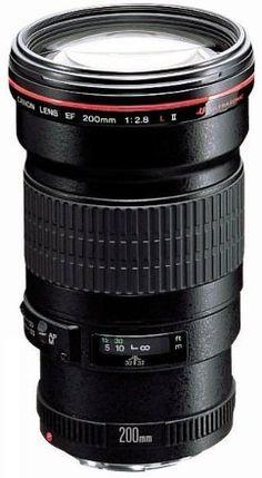 Pevný objektiv EF 200 mm f/2.8 L USM ve #fotobazar #CanonClub #CanonKlub za  12 500. http://www.canonklub.cz/fotobazar/canon-ef-200mm-f28-ii-l-usm