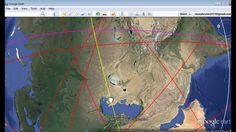 Egyptian Pyramids Align to Exactly 223.33 Degrees !! - NO Mention in His...