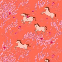 This entire collection is amazing! Can't wait until it comes out!!!! Sarah Jane - Wee Wander - Summer Ride in Melon