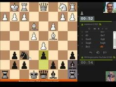 Kingscrusher Chess Video Game Youtube Strategy Tutorials:  Lichess first thematic bullet tournament - Two Knights game - 15th June ...