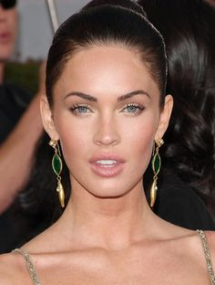 beautiful - love the makeup (Megan Fox)