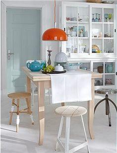 Tisch zum Ausziehen Viele Gäste, kein Problem. Den ausziebaren Esstisch im italienischen Landhaus-Stil bieten wir in drei Maßen an. Alle Tis...