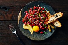 How to Make Restaurant-Quality Beef Tartare at Home
