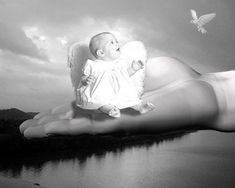 Jesus Baby Angels in Heaven. I would of met you today my baby angel I love you! Reiki, Sympathy Poems, Baby Engel, Heaven Pictures, Heaven Images, I Believe In Angels, Miracle Baby, Angels Among Us, Losing A Child