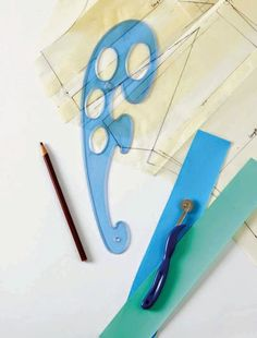 Sew Beautiful Blog: How to Use a French Curve