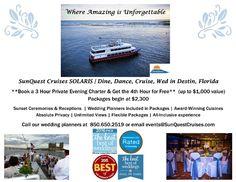 Destin Florida Weddings Packages & Promotion