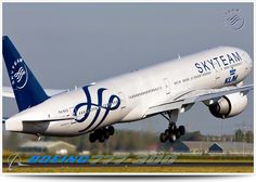 Skyteam, this is the KLM Version