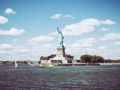 NYC-1011093 Oslo, Statue Of Liberty, Paris Skyline, Nyc, Travel, Statue Of Liberty Facts, Viajes, Statue Of Libery, Destinations